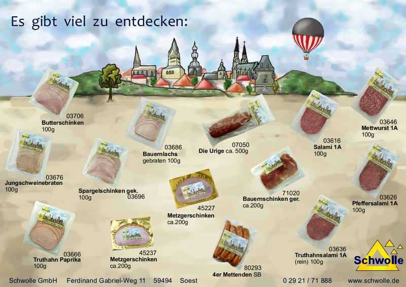 Köstliches aus Westfalen